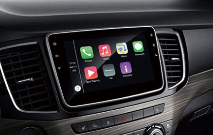 Carplay&Carlife交互系统